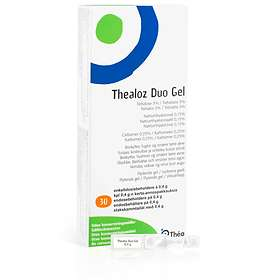 Thea Pharmaceuticals Thealoz Duo Gel 30x0.4g