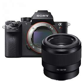 Sony Alpha A7R II + 50/1,8