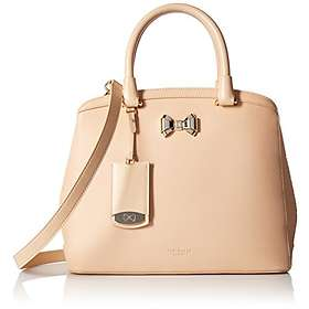 Ted Baker Tealia Bow Detail Small Leather Tote Bag
