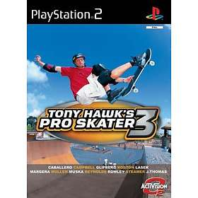 Tony Hawk's Pro Skater 3 (PS2)