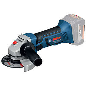 Bosch GWS 18-125 V-LI (w/o Battery)