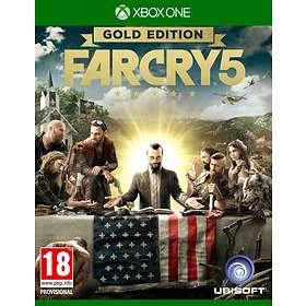 Far Cry 5 - Gold Edition (Xbox One)