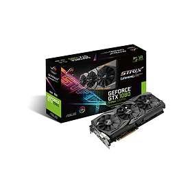 Asus GeForce GTX 1080 Strix Gaming Advanced 11Gbps 2xHDMI 2xDP 8GB