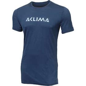 Aclima LightWool Logo SS Shirt (Herr)