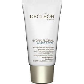 Decléor Hydra Floral White Petal Perfecting Hydrating Sleeping Mask 50ml