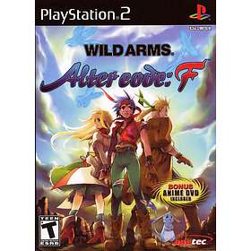 Wild Arms: Alter Code F (USA) (PS2)