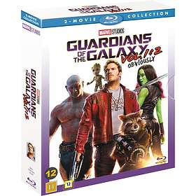 Guardians of the Galaxy 1+2