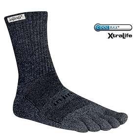 Injinji Trail Midweight Crew Sock