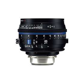 Zeiss Distagon T* XD 18/2.9 CP.3 Zeiss Compact Prime for PL