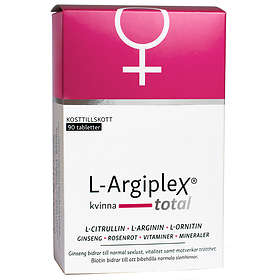 Medica Nord L-Argiplex Total Kvinna 90 Tabletter