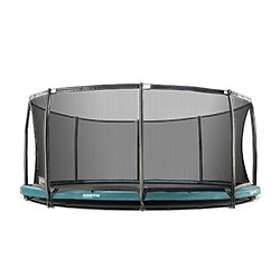 North Trampoline Explorer 350cm Ground with Safety Net