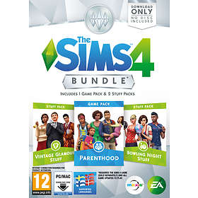 The Sims 4 Bundle - Parenthood