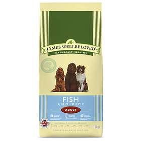 James Wellbeloved Dog Adult Fish & Rice 15kg