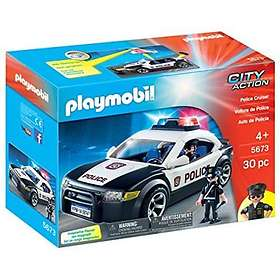 Playmobil City Action 5673 Police Cruiser