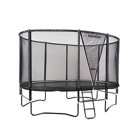 Trampolin Specialisten Super Orbit Oval with Safety Net 330cm