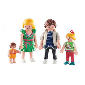 Playmobil City Life 6530 Famille Moderne