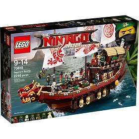 LEGO Ninjago 70618 Kohtalon Alus