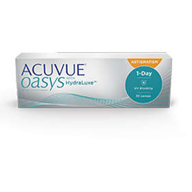 Johnson & Johnson Acuvue Oasys 1-Day For Astigmatism (30-pack)