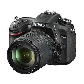 Nikon D7200 + 18-300/3,5-5,6 G ED VR