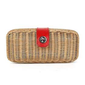 9c9b5ac7a3b9 Find the best price on Salvador Bachiller Annabelle D.Pitrit Clutch ...