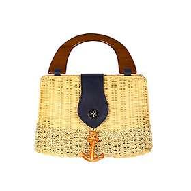 399abf164c16 Find the best price on Salvador Bachiller Valentina Handbag ...