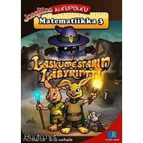 Alkupolku Matematiikkaa 3 - Laskumestarin Labyrintti (Mac)