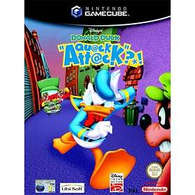 Donald Duck: Quack Attack (GC)