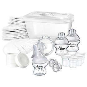 Tommee Tippee Breast Feeding Starter Kit