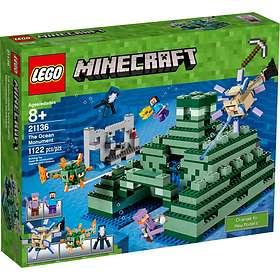 LEGO Minecraft 21136 Havsmonumentet