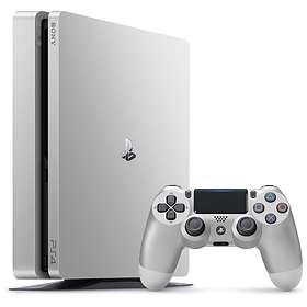 Sony Playstation 4 Slim 500GB - Silver Edition