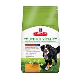 Hills Canine Science Plan Mature 5+ Youthful Vitality Large 10kg