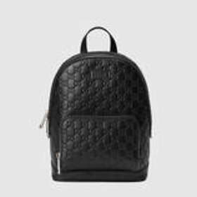 7d6138d1c9 Gucci Signature Leather Backpack S (Homme) au meilleur prix ...