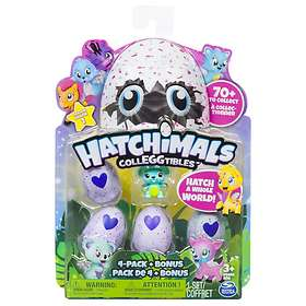 Hatchimals Colleggtibles 4-Pack+Bonus
