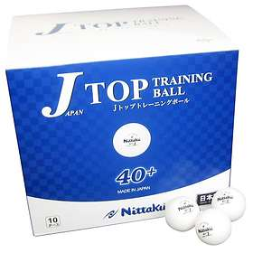 Nittaku J-Top 40+ (120 bollar)