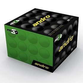 Andro PolyS 40+ Training (72 bollar)