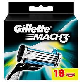 Gillette Mach3 18-pack