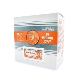 Merkur Super Platinum Double Edge 100-pack