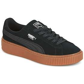 81e047cb3b216 Find the best price on Puma Suede Platform Animal (Women s ...