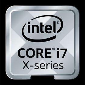 Intel Core i7 7820X 3,6GHz Socket 2066 Tray