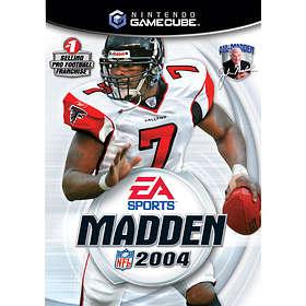Madden NFL 2004 (GC)