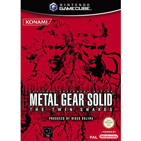 Metal Gear Solid: The Twin Snakes (GC)
