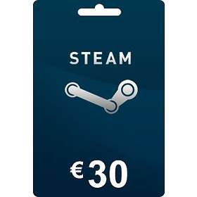Steam Gift Card - 30 EUR