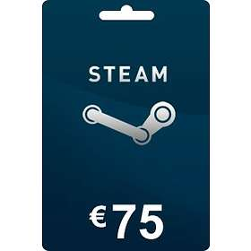 Steam Gift Card - 75 EUR