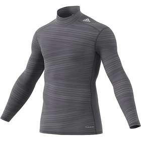 Adidas Techfit Climawarm Compression LS Shirt (Uomo)