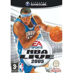 NBA Live 2005 (GC)