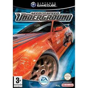 Need for Speed: Underground (GC)