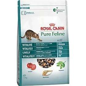 Royal Canin Pure Feline n.03 Lively 1.5kg