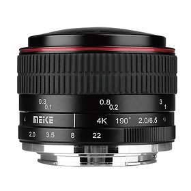 Meike MK 6.5/2.0 Fisheye for Nikon