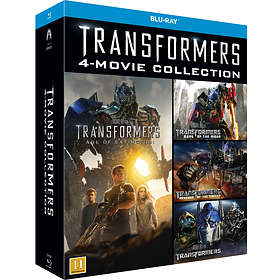 Transformers - 4 Movie Collection