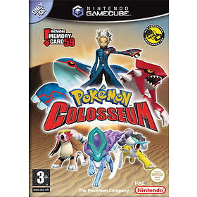 Pokémon Colosseum (GC)